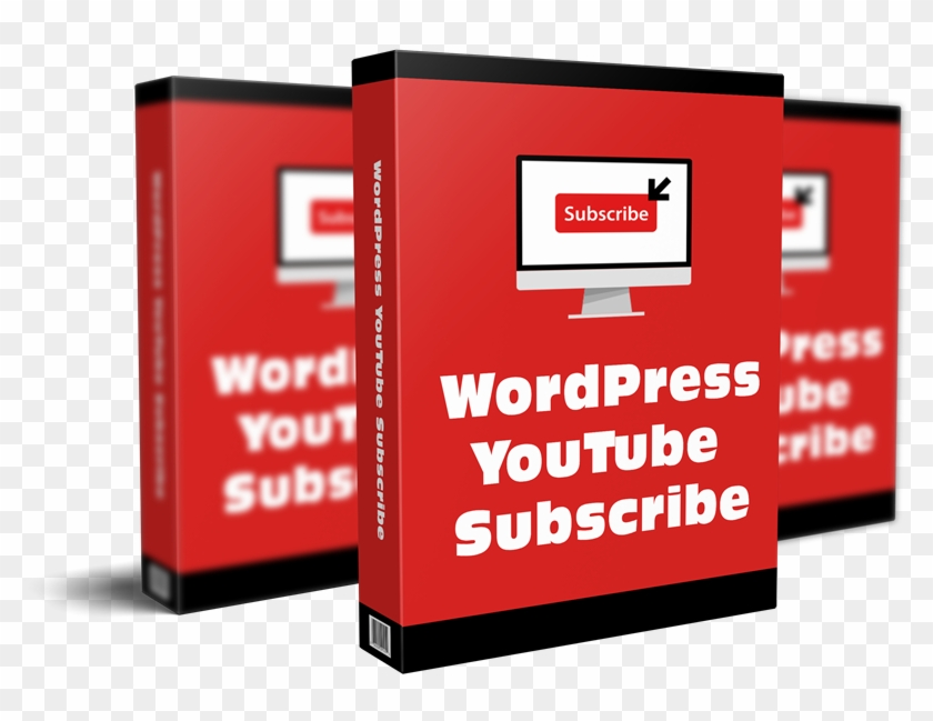 Wp Easy Youtube Subscribe - Graphic Design Clipart #464807