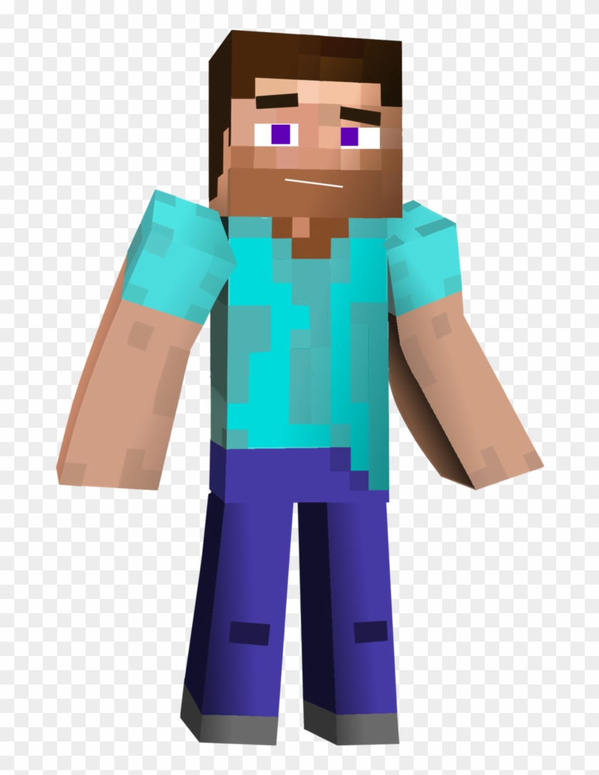 Minecraft Steve 3d Png Steve Minecraft 3d Png Clipart 466175