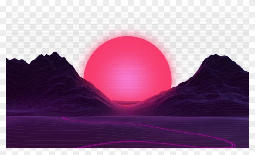 Sky Background clipart - Sunset, Sky, Landscape, transparent clip art