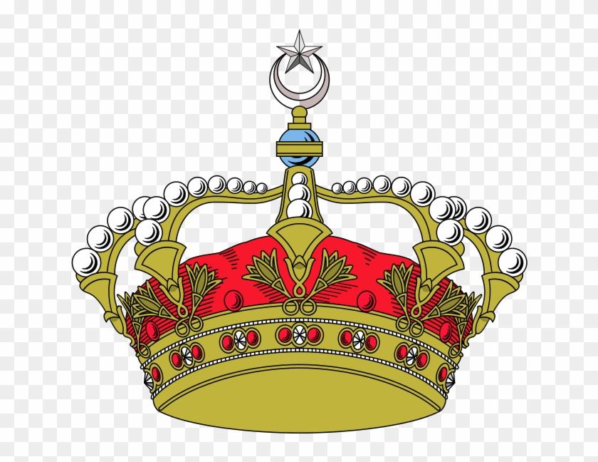 Royal Crown Vector Png - Royal Crown Clipart #467232