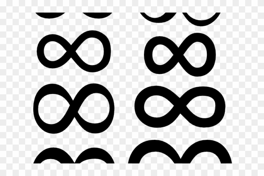 Infinity Clipart Infinity Symbol - Infinity Meaning In Urdu - Png Download #468178