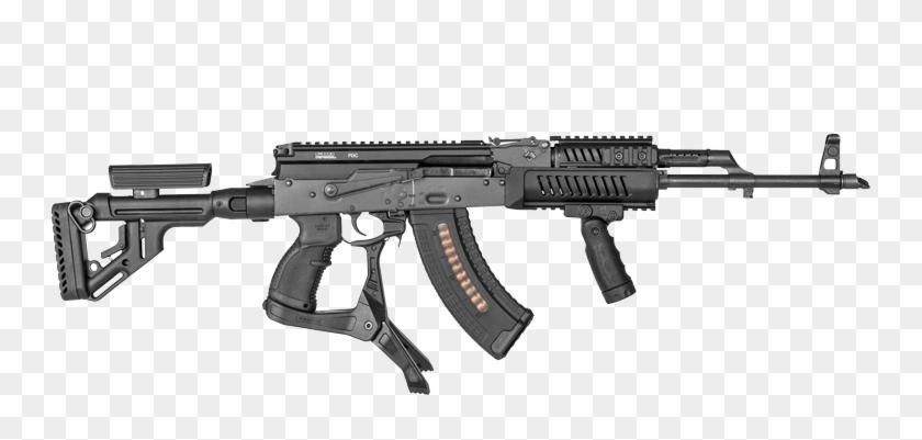 765 X 450 6 - Fab Defense Ak 47 Clipart #468858