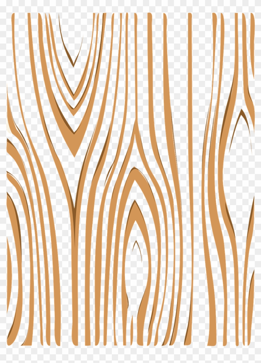Wood Grain Png Wood Texture Vector Clipart 4613751 Pikpng