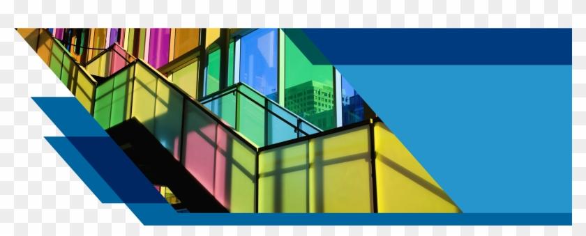 El Cuerpo De Vidrio De Color Puede Reducir La Transmisión - Chromatic Glass Clipart #4613925
