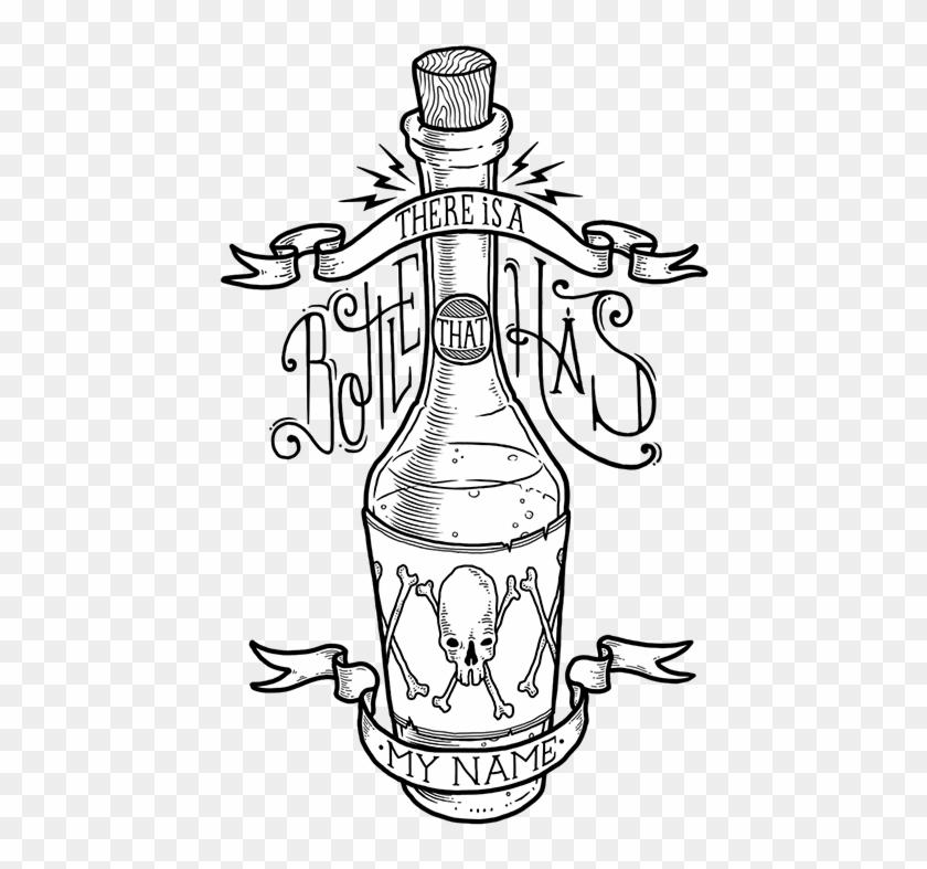 A Mi Santa Muerte On Behance - Dibujos De Mi Santa Muerte Clipart #4638507