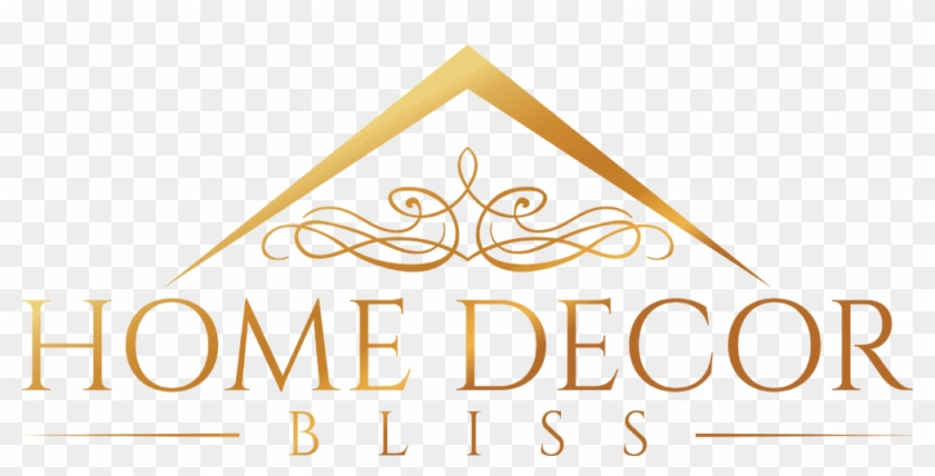 Home Decor Bliss Logo Clipart 4641904 Pikpng