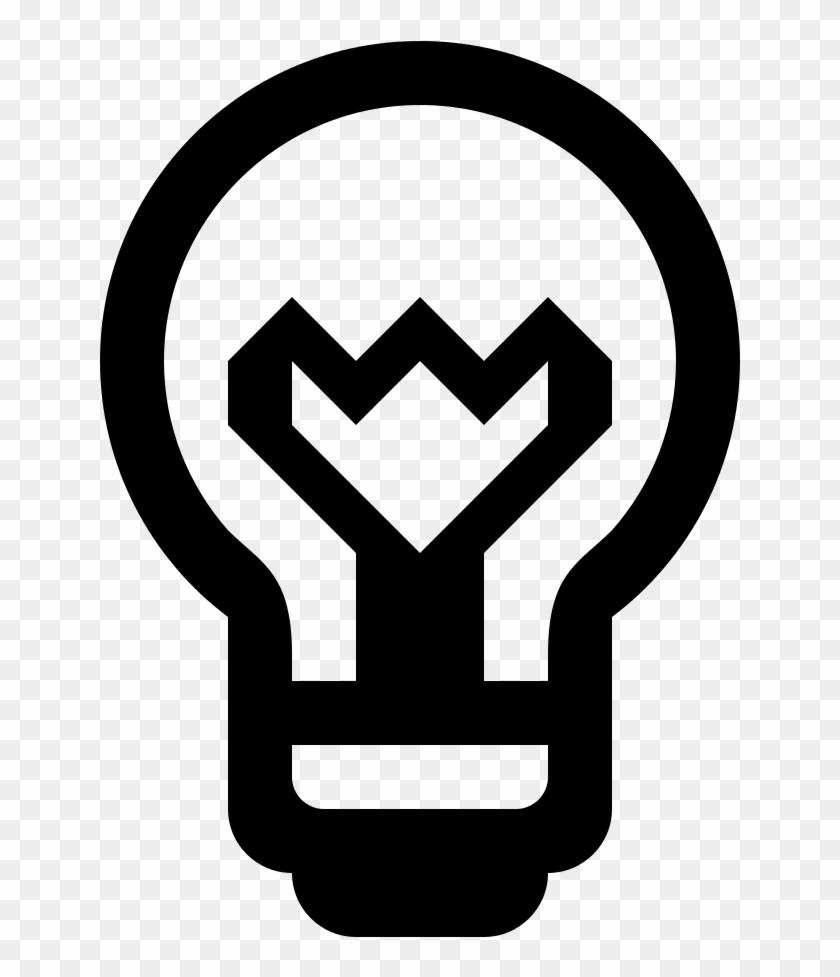 Octicons Light Bulb - Incandescent Light Bulb Clipart #4659603