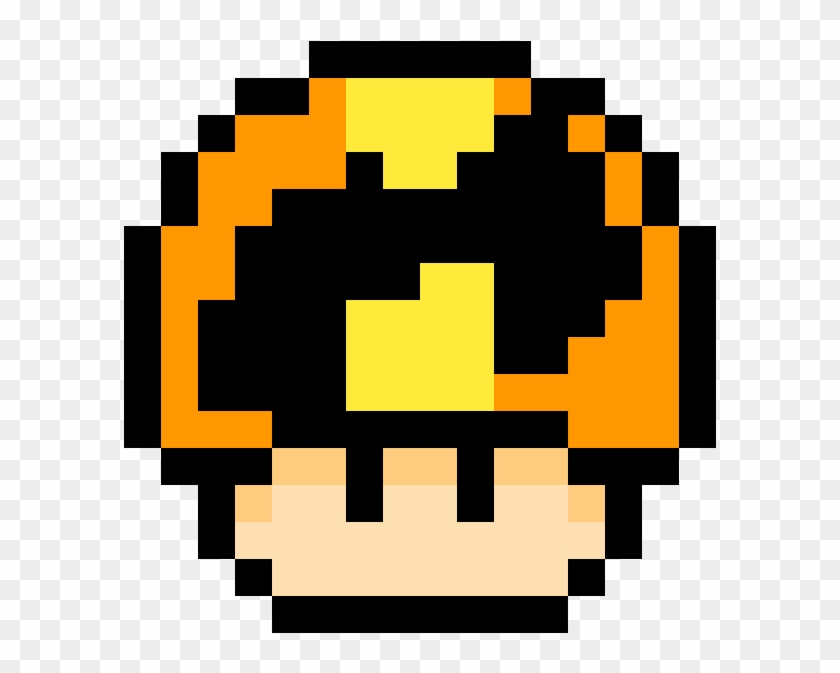 Incredible Mushroom Pixel Mario Mushroom Gif Clipart 4666778