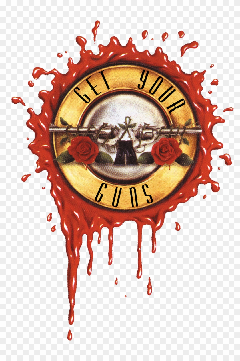 Guns N Roses Logo Png Download Guns N Roses Iphone Wallpaper