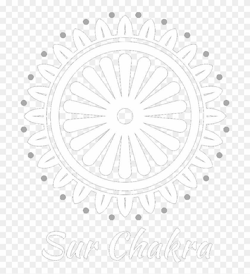 ☸️we, Sur Chakra Are Giving A Tribute To Ustad Amir - Complete Chainsmokers Style Edm Music Production Course Clipart #4680063