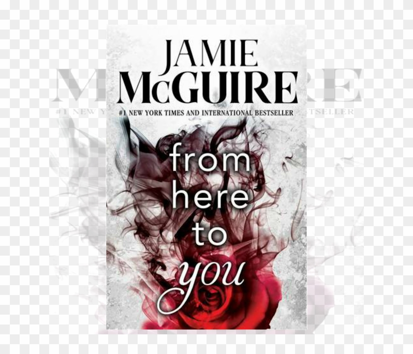 A Wine Lovers Book Blog / Books N Wine - Jamie Mcguire From Here To You Clipart #4682528