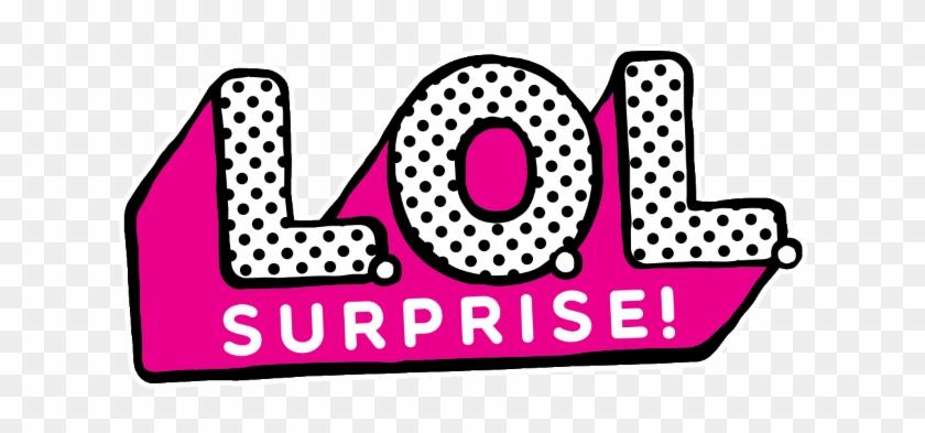 Lol Surprise Coloring Pages - Lol Surprise Logo Png Clipart #4683303