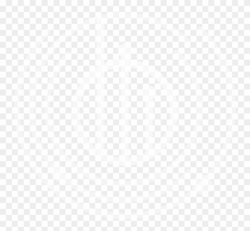 Bar Graph - Wordpress Logo Png White Clipart #4693542