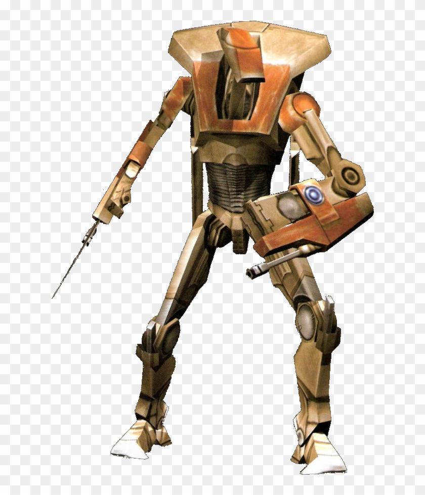 Battle Droid Png Clipart (#4693916) - PikPng