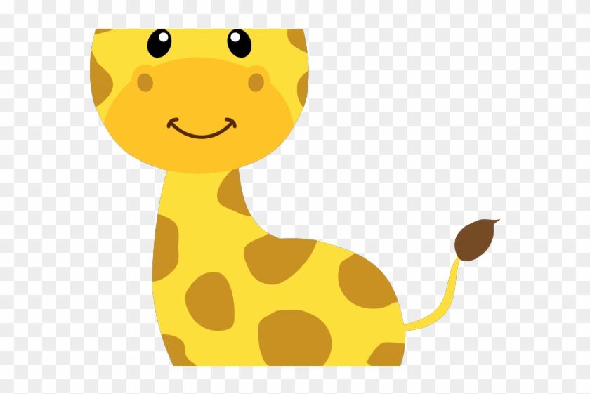 Giraffe Clipart Safari Jirafa Bebe Animado Para Baby