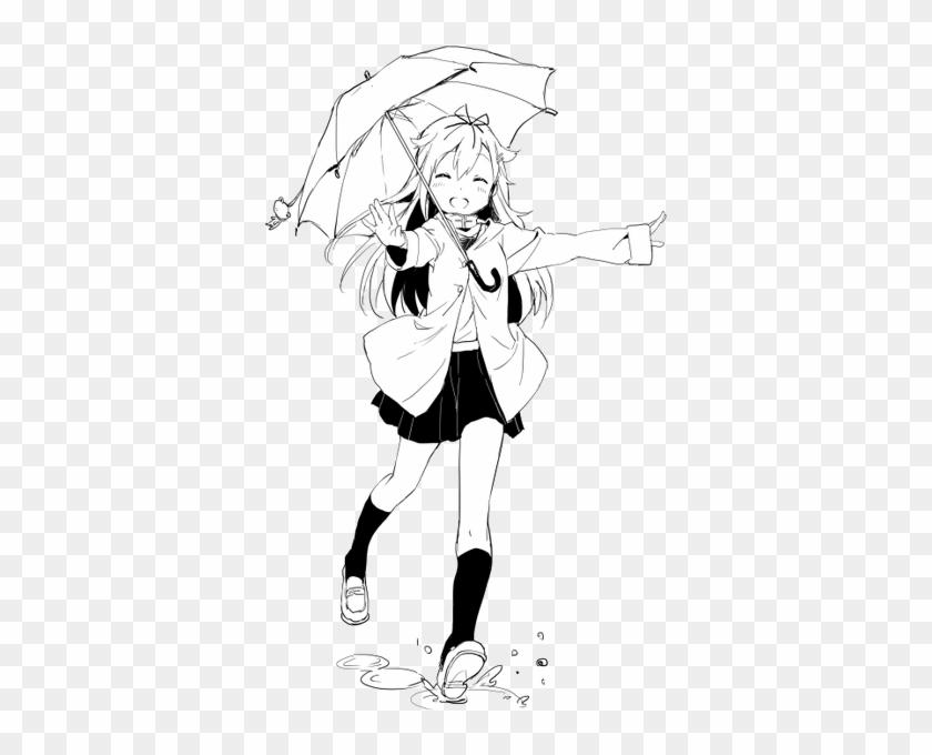 Kawaii, Manga, And Anime Image - Anime Girl Manga Transparent Clipart #472881