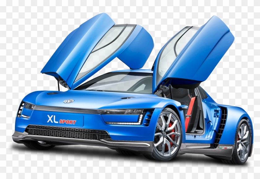 Download Volkswagen Xl Sport Car Png Image - Sport Vw Clipart #473019