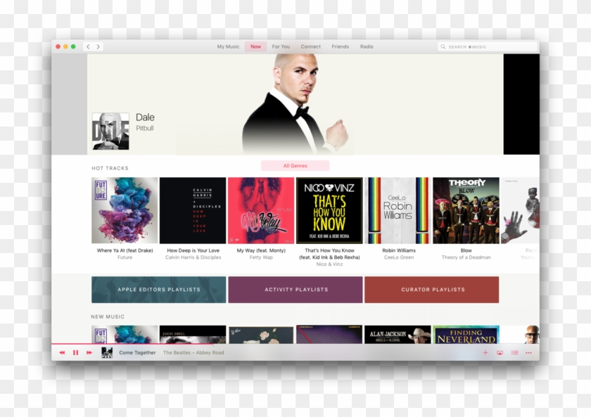 Apple Music Without Itunes - Apple Music Client Mac Clipart #473228