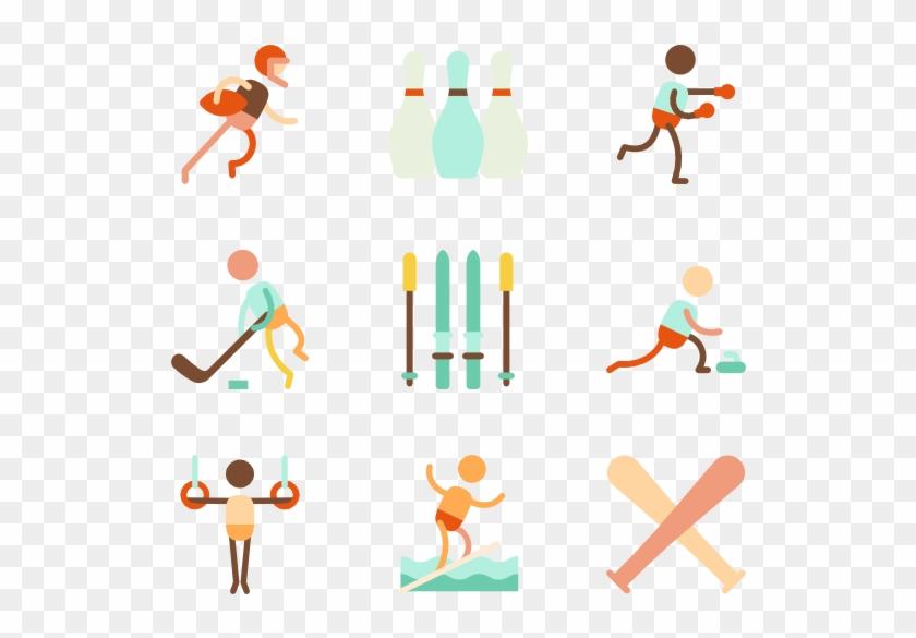 Seasonal Sports Clipart #473797