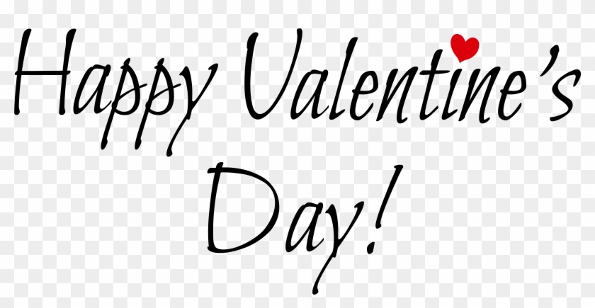 Happy Valentines Day Transparent Background Png Images Happy Valentine S Day Png Clipart 479349 Pikpng