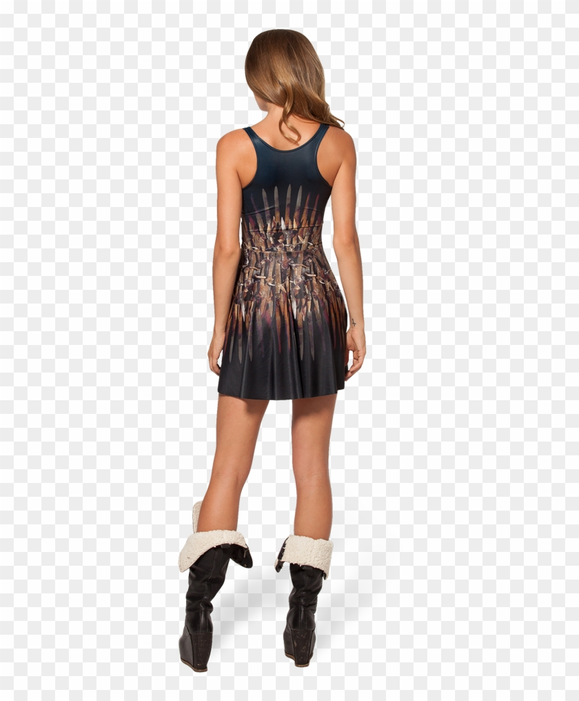Game Of Thrones Sun Dress Back - Throne Game Of Thrones Png Clipart #479896