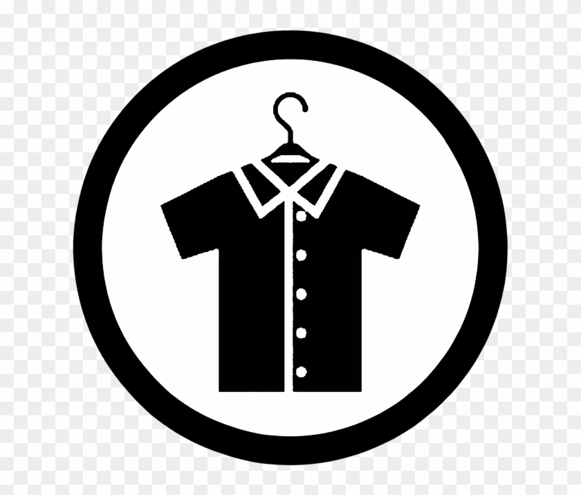 Fashion Computer Icon Sewing Icon Set Sewing Needle - Dress Code Symbol Png Clipart #4700360