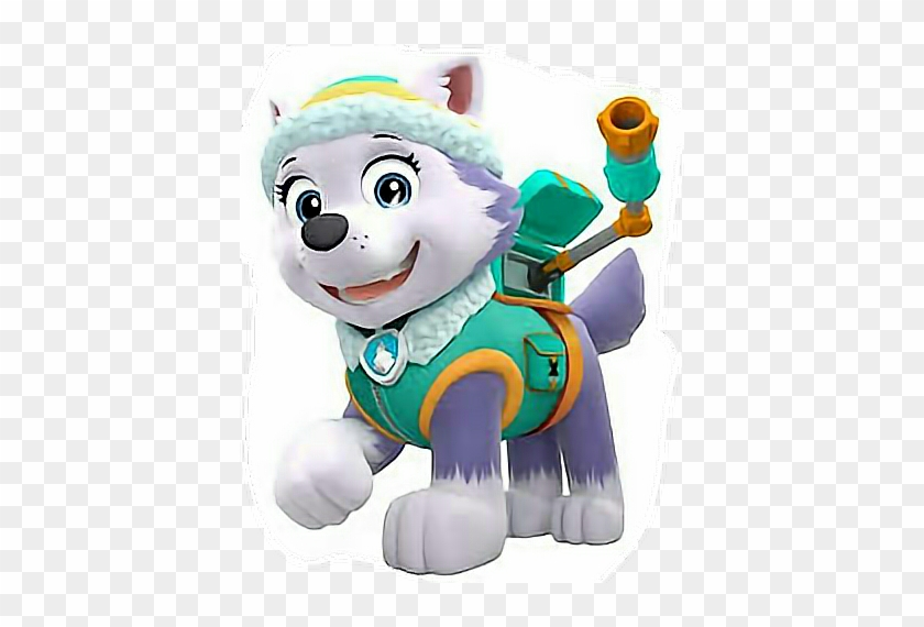 Everest Patrulha Canina Everest Paw Patrol Png Clipart