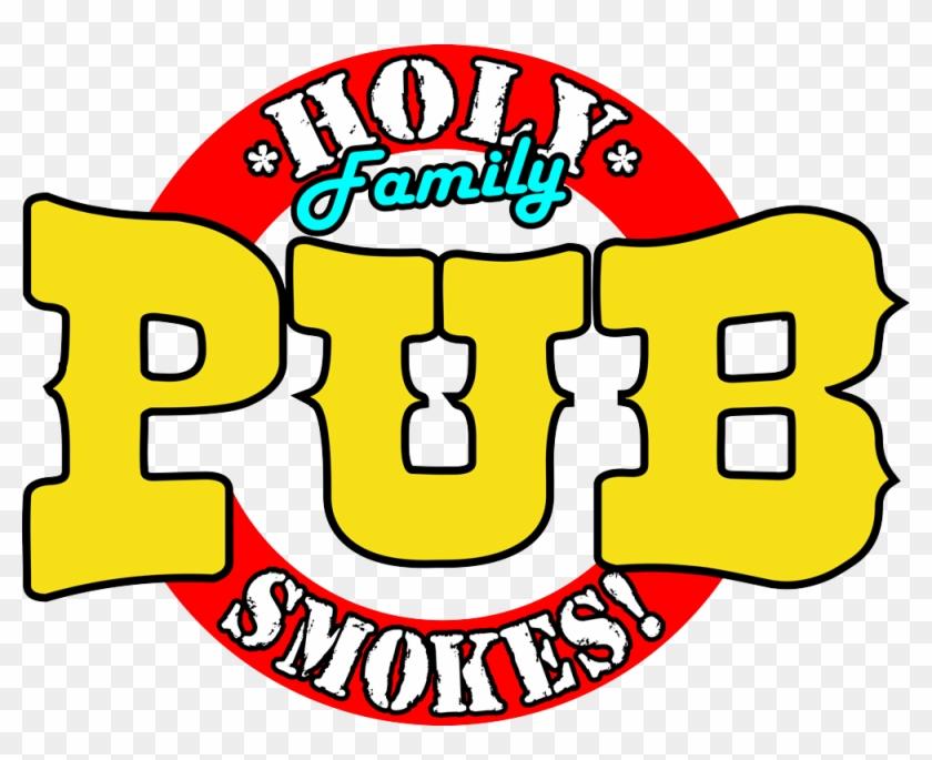 Holy Smokes Bbq - National Sports University Logos Clipart #4709187
