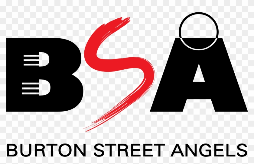 Burton Street Angels, Is A Group Set Up To Make Burton - Graphic Design Clipart #4711621