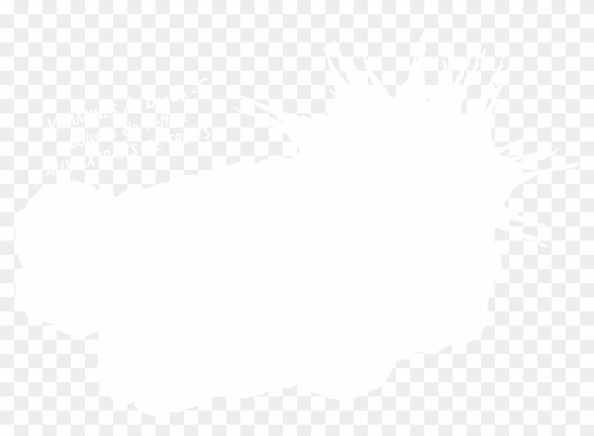 Sunny Delight Logo Black And White - Johns Hopkins Logo White Clipart #4711771