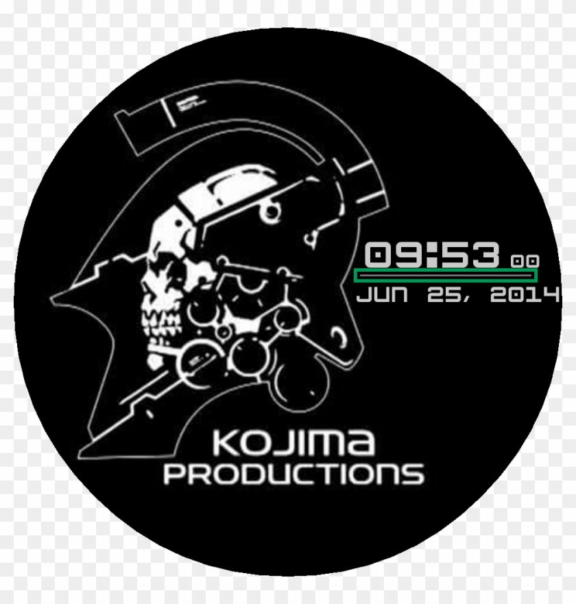 Kojima Productions Preview - Badge Clipart #4712305