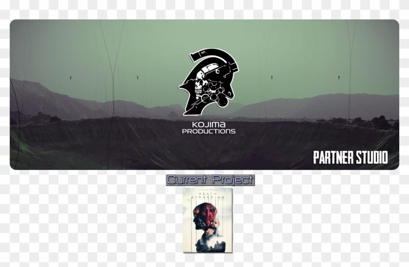 Hideo Kojima - Graphic Design Clipart #4712941