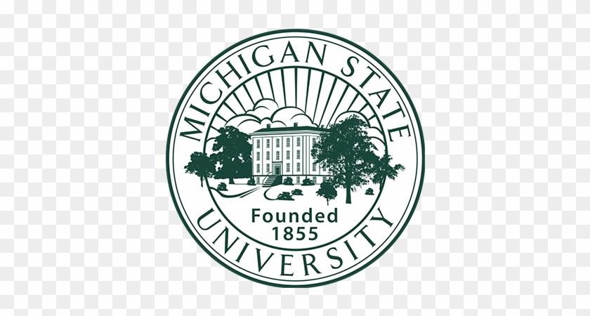 Michigan State University - Msu Seal Clipart #4715077