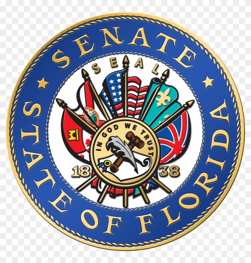Democrat Lori Berman Elected New Florida State Senator - Florida Senate Seal Clipart #4718738