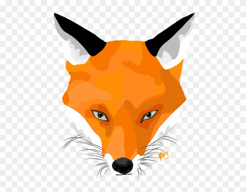 Fox Head Png Red Fox Clipart 4724891 Pikpng