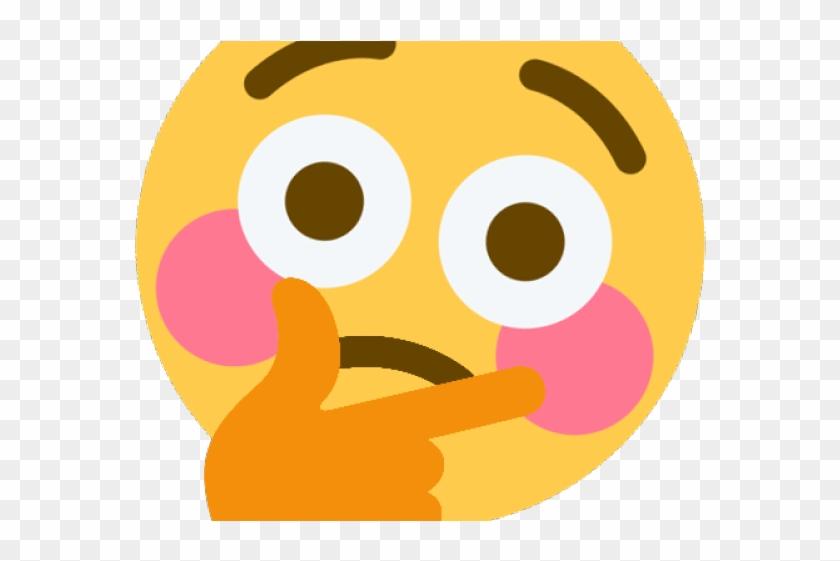 Clipart Wallpaper Blink - Lenny Face Emoji Discord - Png Download #4725328