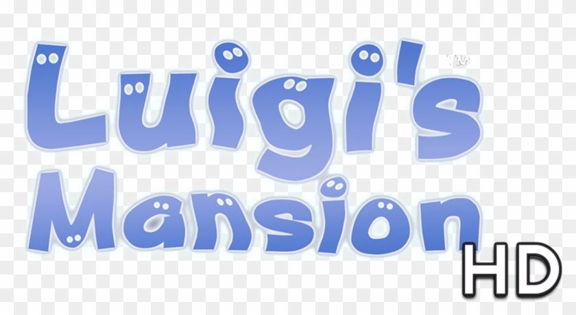 Luigi S Mansion Logo Png Download Luigi S Mansion