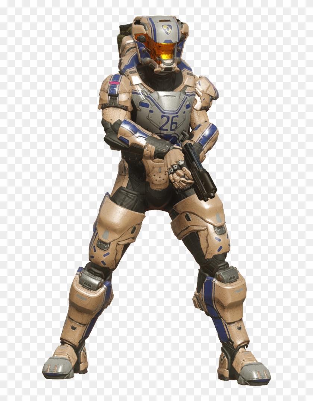 Halo 5 Bad Armor Clipart #4742098