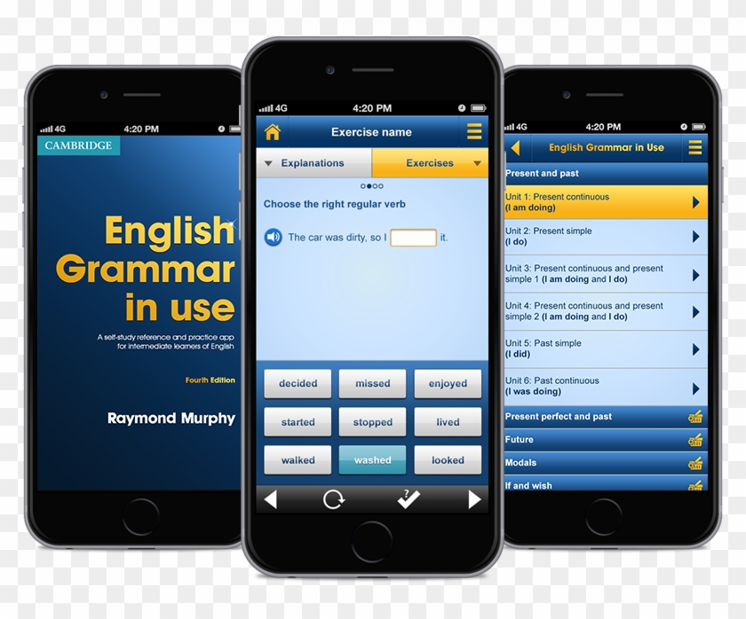 Expertise - English Grammar In Use App Clipart #4745948