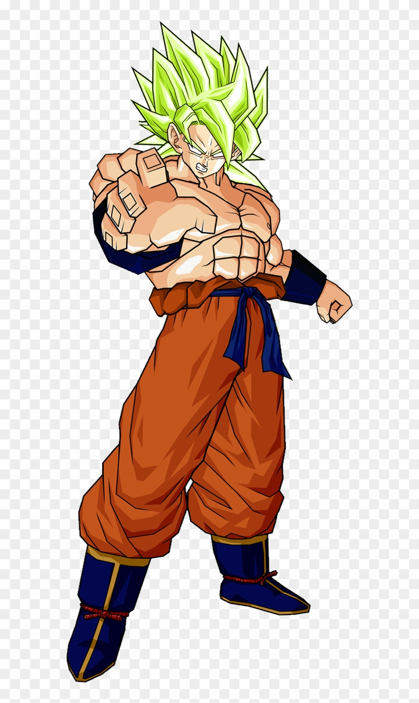 Dragon Ball Z Goku Legendary Super Saiyan , Png Download - Dragon Ball Z Goku Legendary Super Saiyan Clipart #4748563