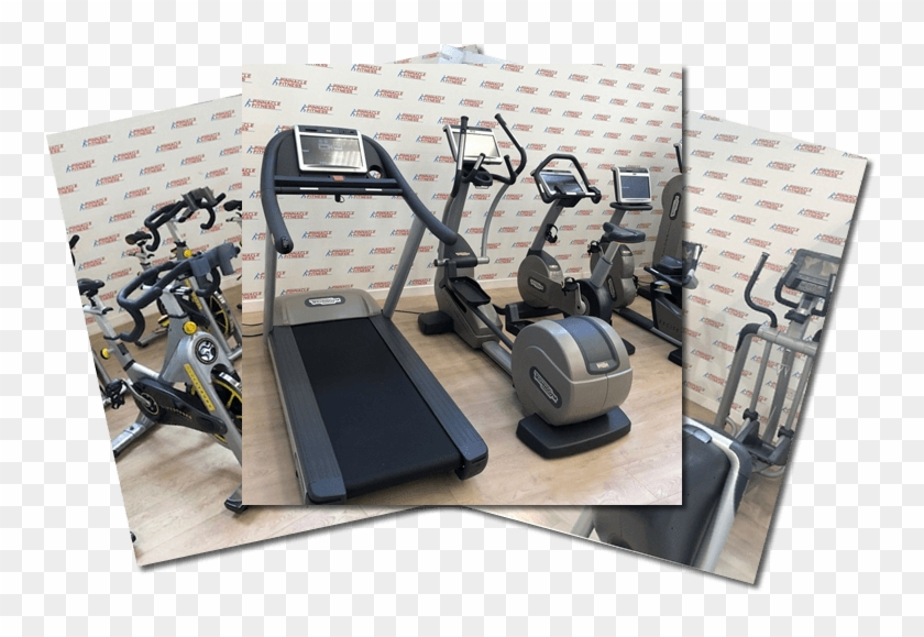 Used Commercial Gym Equipment & Refurbished Gym Equipment - Exercise Machine Clipart #4749394