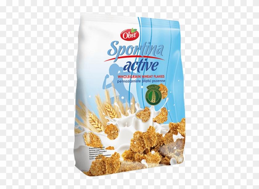 Sportina Active - Płatki Sportina Active Clipart #4764801