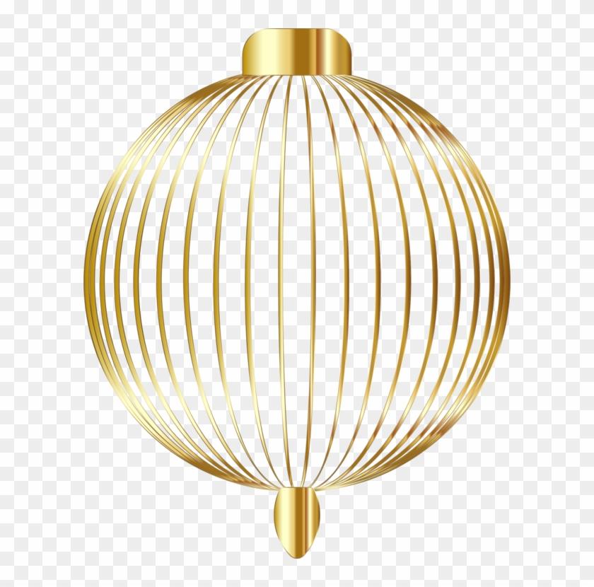 Lamp Shades Light Fixture Ceiling - Paper Lantern Clipart #4766040