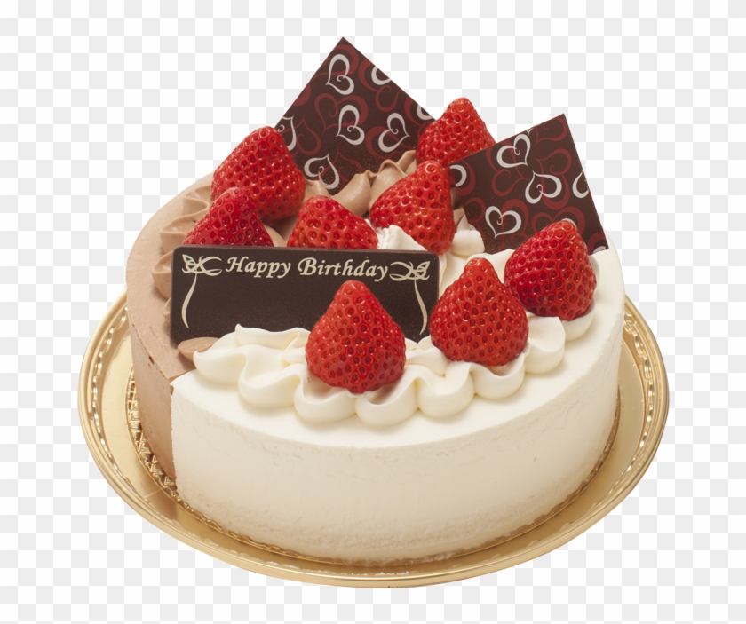 Fresh Cream And Chocolate Cream Cake - Chateraise Legendary Fresh Cream Cake Clipart@pikpng.com