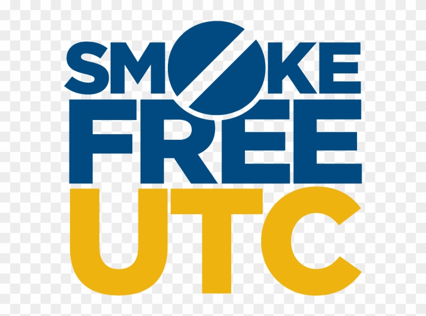 No Smoking Sign On All University Of Tennessee Knoxville Clipart #4774566