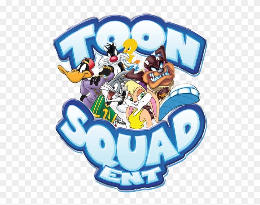Toon Squad Ent Space Jam Bugs Bunny Characters Clipart 4777019 Pikpng