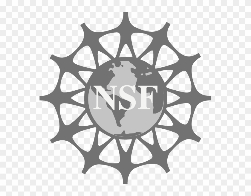 Nsf Logo Gray - National Science Foundation America Investment In The Clipart #4782939