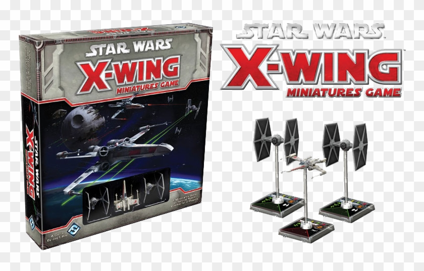X-wing - Star Wars X Wing Base Game Clipart #4784888
