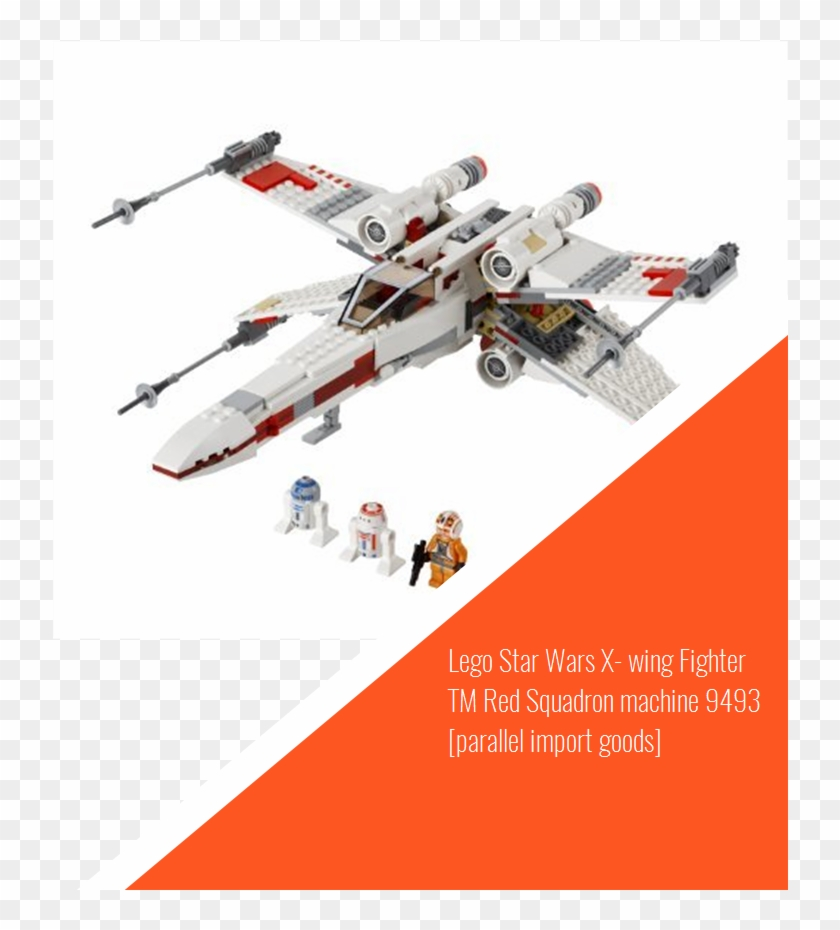 Lego Star Wars X- Wing Fighter Tm Red Squadron Machine - X Wing Starfighter Lego 2018 Clipart #4785714