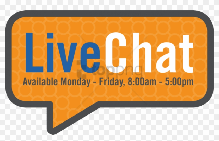 Free Png Live Chat Button Png Image With Transparent - Graphic Design Clipart #4790772